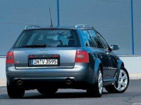 Ver foto 8 de Audi S6 Avant 1999