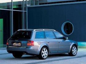 Ver foto 7 de Audi S6 Avant 1999