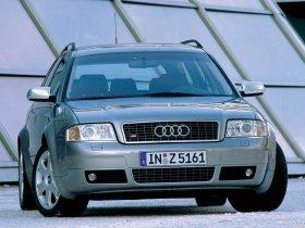 Ver foto 6 de Audi S6 Avant 1999