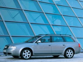 Ver foto 5 de Audi S6 Avant 1999