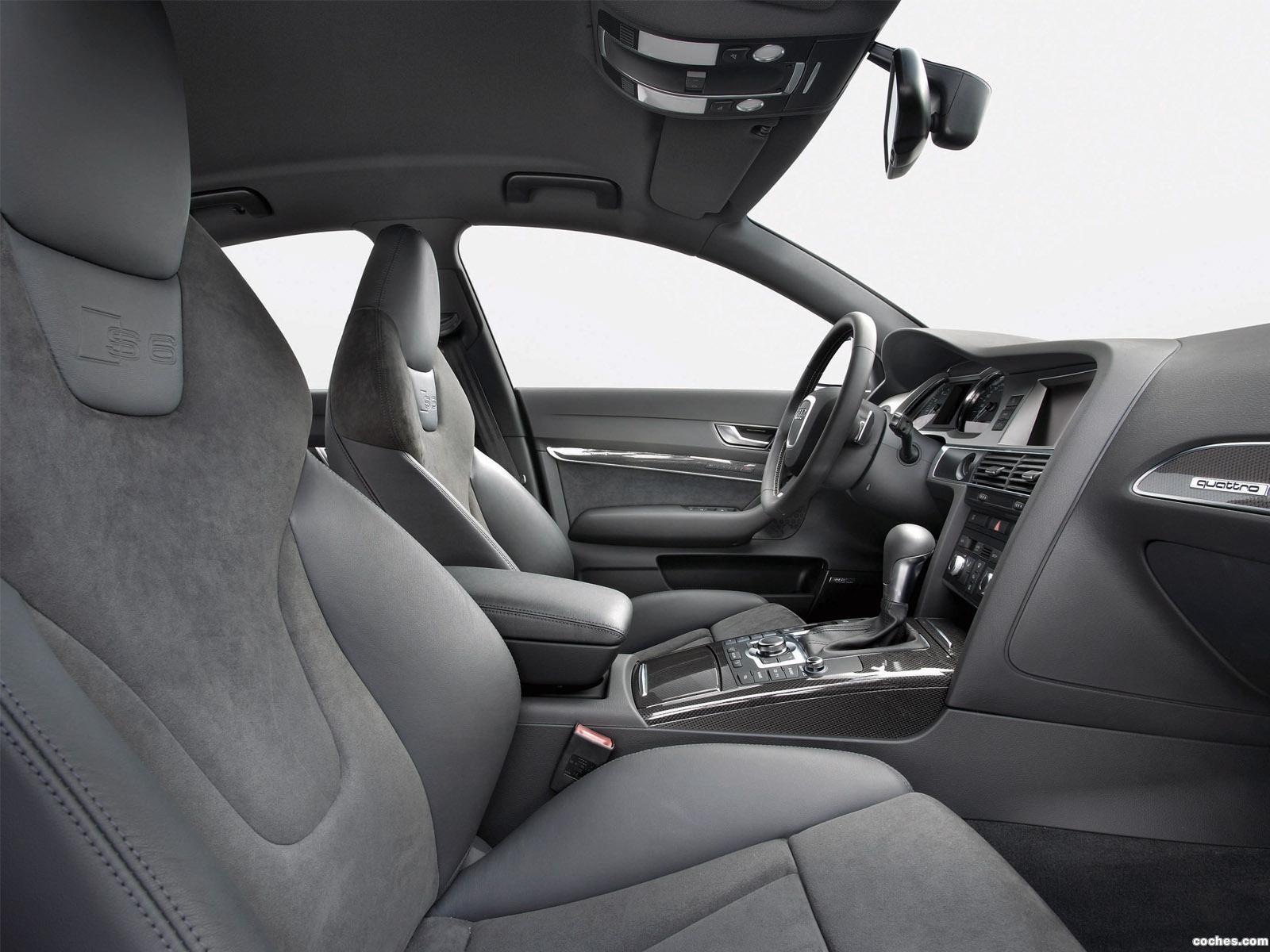 Foto 18 de Audi S6 Avant 2006