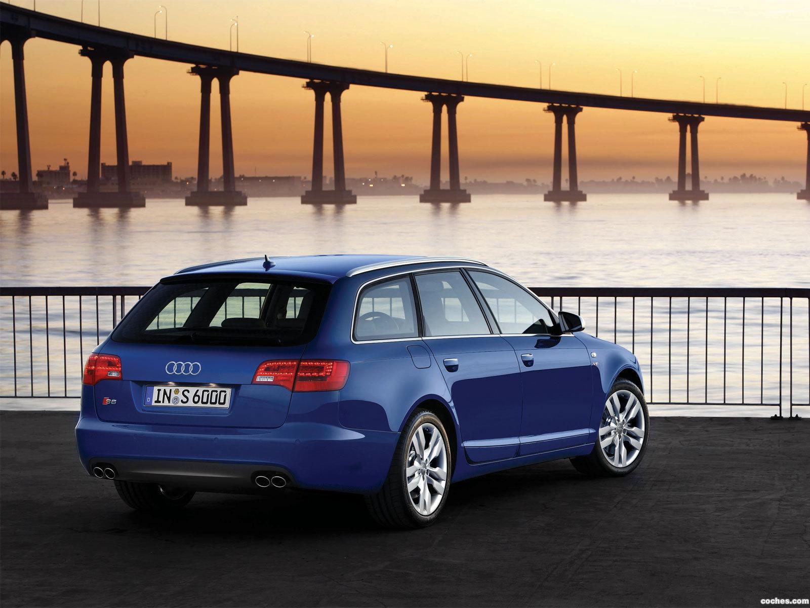 Foto 9 de Audi S6 Avant 2006
