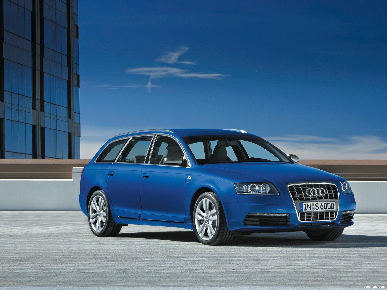 Foto 5 de Audi S6 Avant 2006