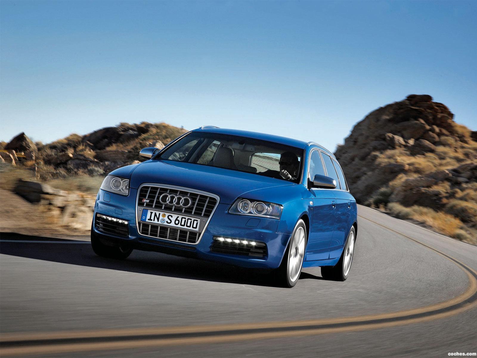 Foto 3 de Audi S6 Avant 2006