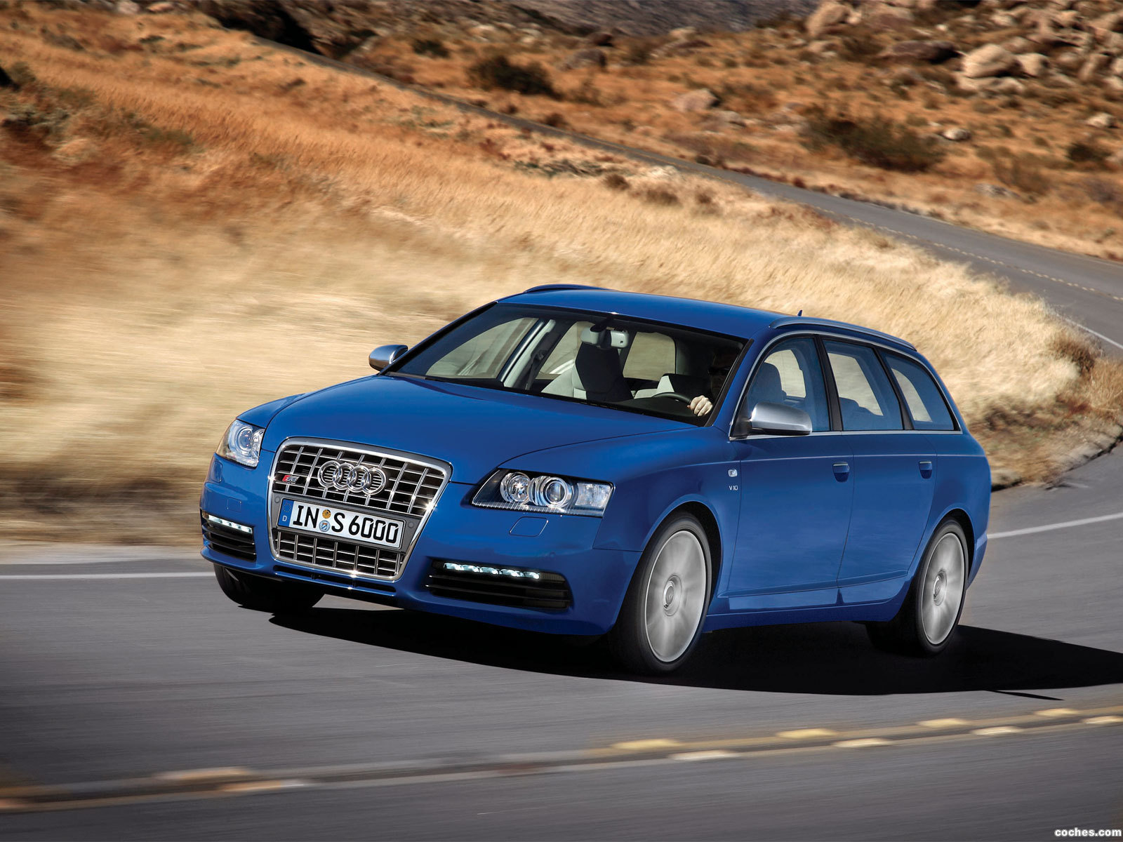 Foto 2 de Audi S6 Avant 2006