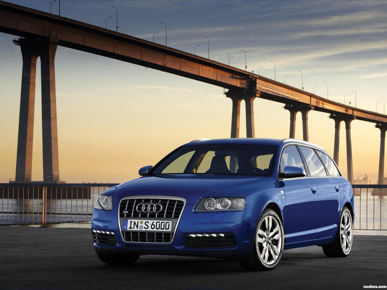 Foto 0 de Audi S6 Avant 2006