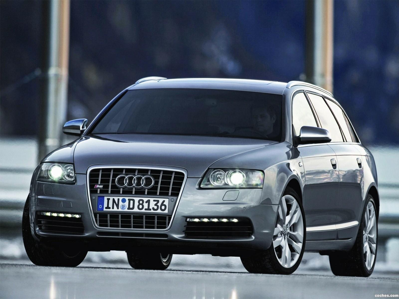 Foto 14 de Audi S6 Avant 2006