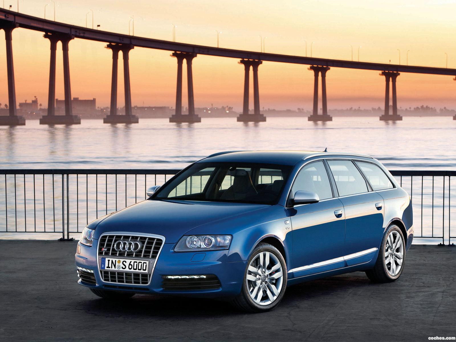 Foto 10 de Audi S6 Avant 2006