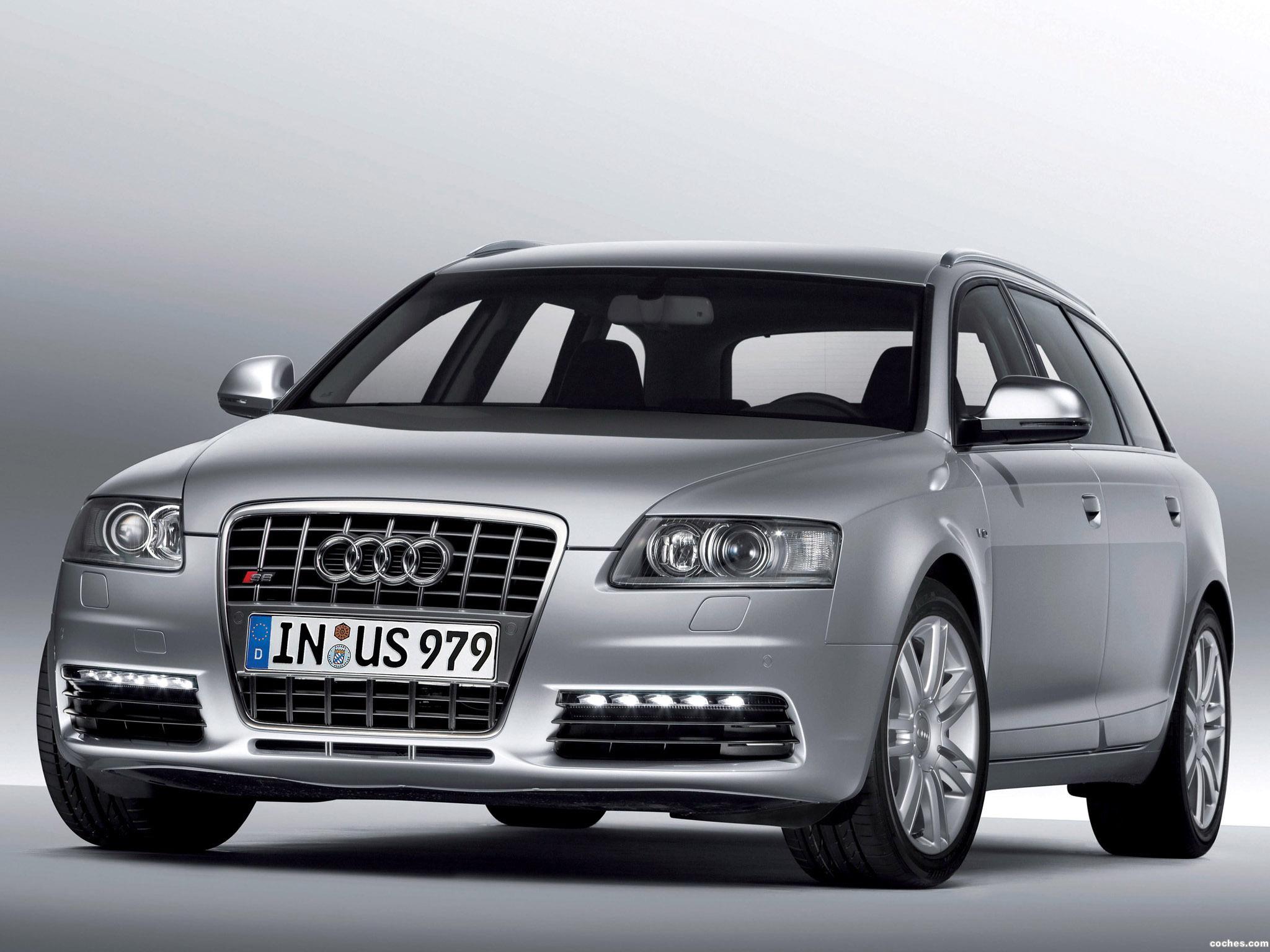 Foto 0 de Audi S6 Avant 2009