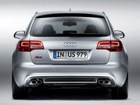 Ver foto 7 de Audi S6 Avant 2009