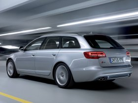 Ver foto 3 de Audi S6 Avant 2009