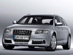 Fotos de Audi S6 Avant 2009