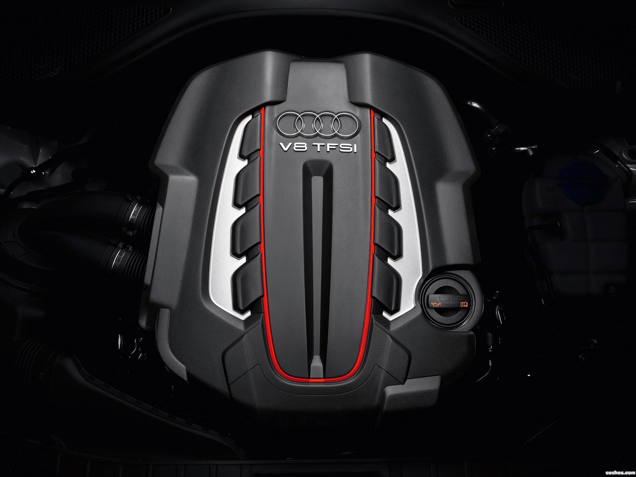 Foto 8 de Audi S6 Avant 2011