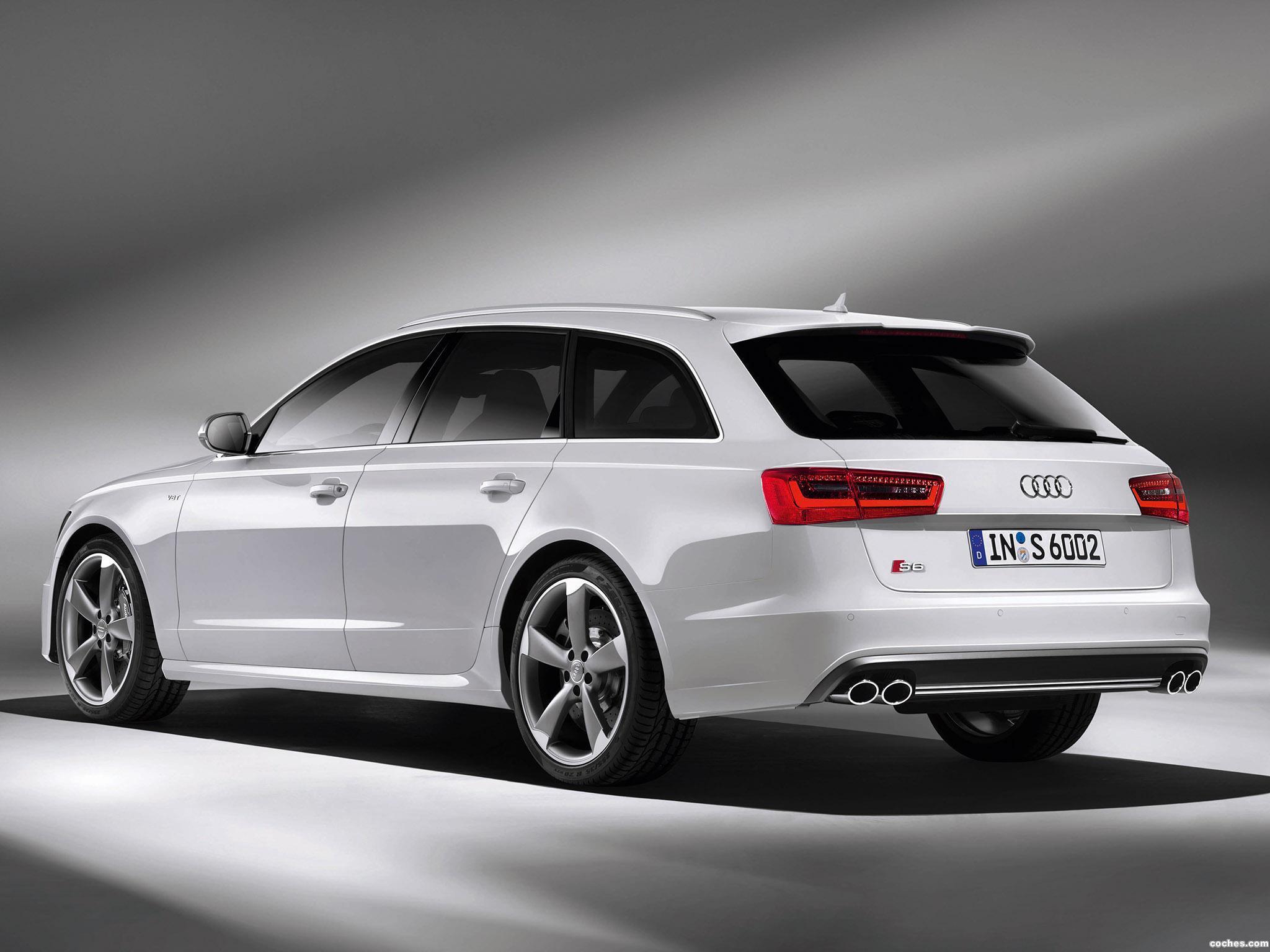 Foto 1 de Audi S6 Avant 2011
