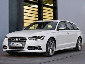 Ver foto 1 de Audi S6 Avant 2011