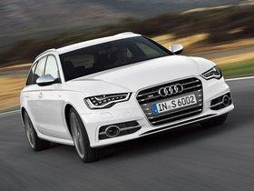 Ver foto 7 de Audi S6 Avant 2011