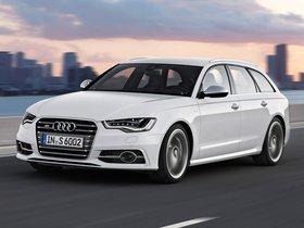 Ver foto 5 de Audi S6 Avant 2011
