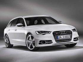 Ver foto 4 de Audi S6 Avant 2011