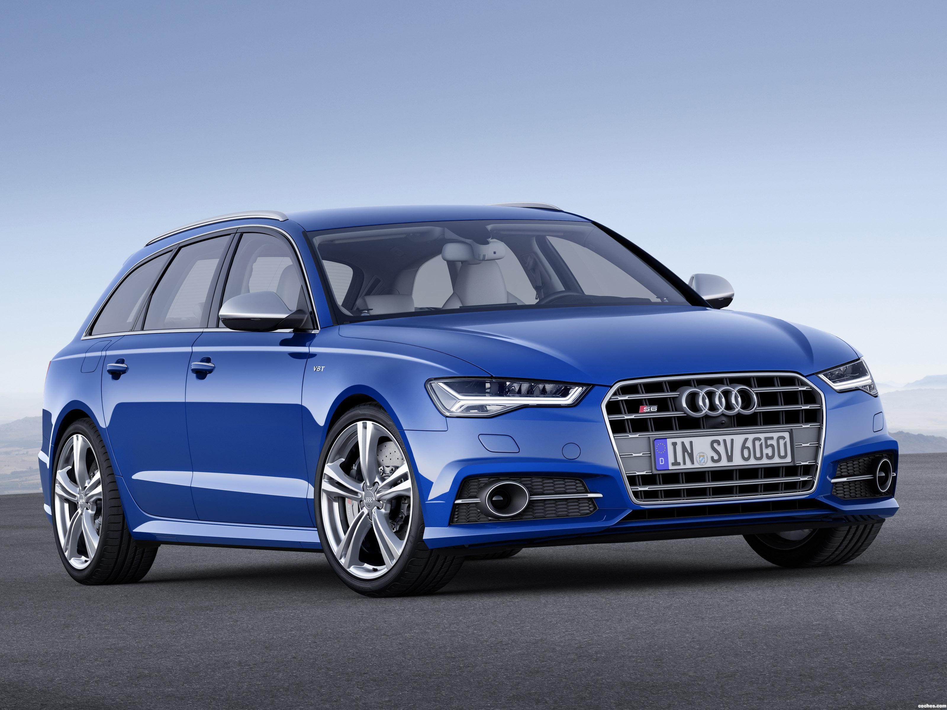 Foto 0 de Audi S6 Avant 2015