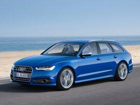 Fotos de Audi S6 Avant 2015
