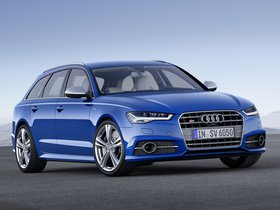 Ver foto 1 de Audi S6 Avant 2015