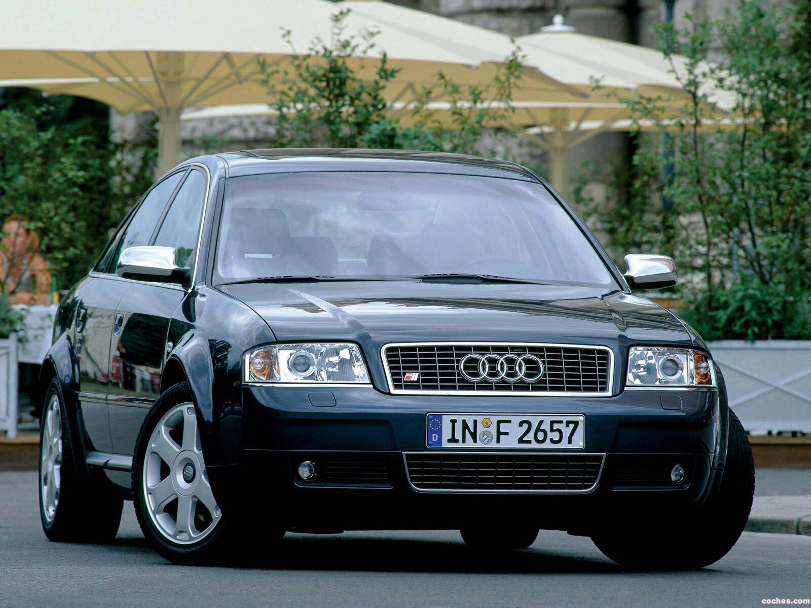 Foto 0 de Audi S6 Sedan 1999