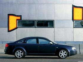 Ver foto 8 de Audi S6 Sedan 1999