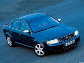 Ver foto 7 de Audi S6 Sedan 1999