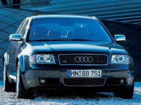 Ver foto 6 de Audi S6 Sedan 1999