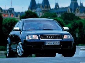 Ver foto 5 de Audi S6 Sedan 1999