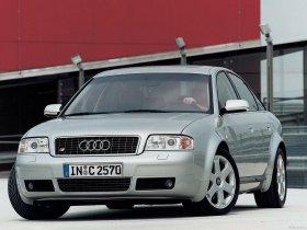 Ver foto 4 de Audi S6 Sedan 1999