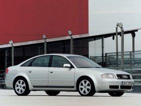 Ver foto 3 de Audi S6 Sedan 1999