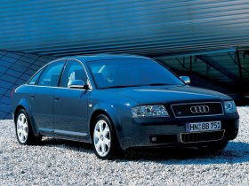 Ver foto 2 de Audi S6 Sedan 1999