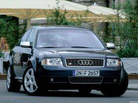 Fotos de Audi S6 Sedan 1999