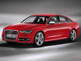 Ver foto 20 de Audi S6 Sedan 2011