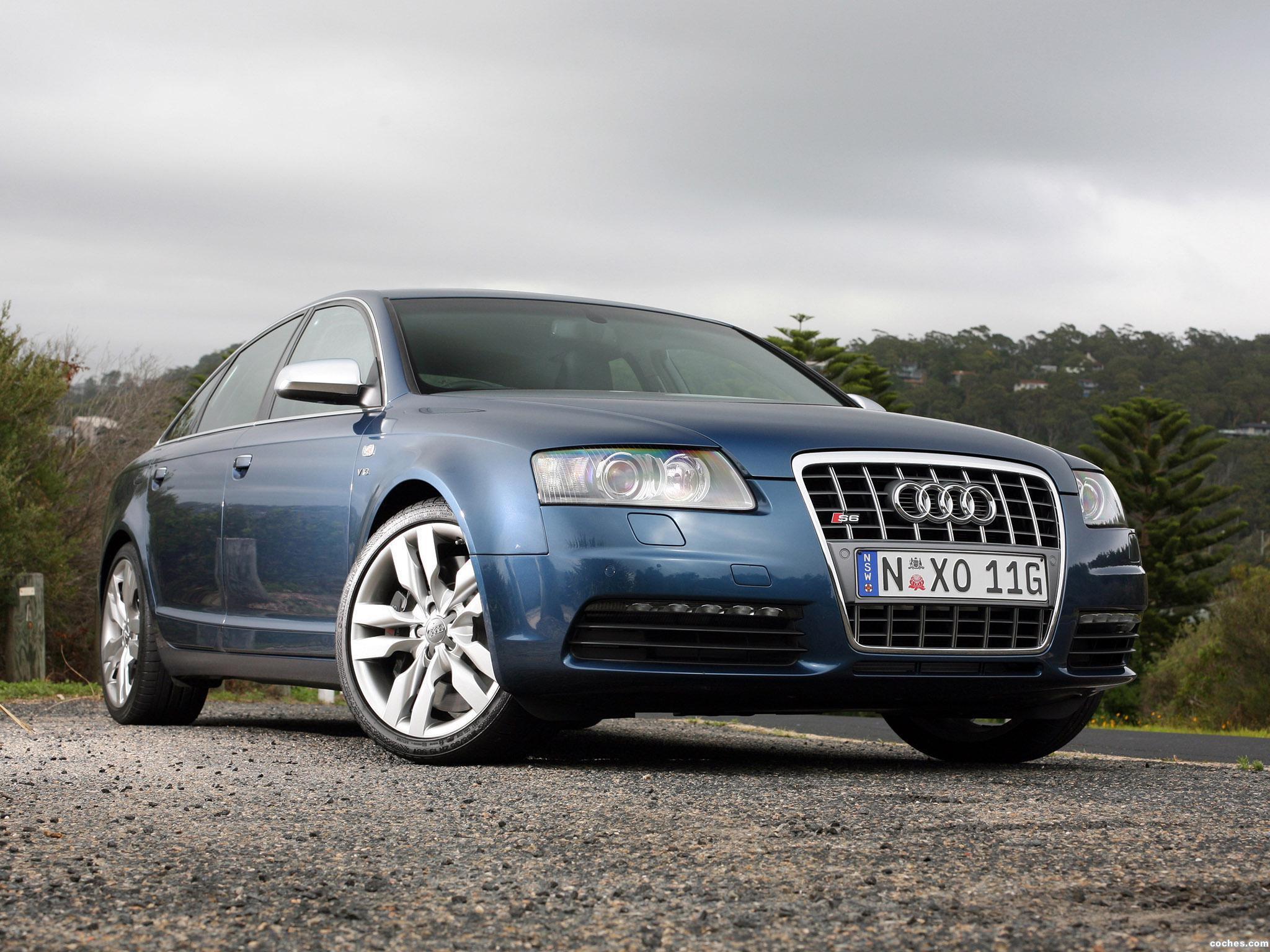 Foto 0 de Audi S6 Sedan Australia 2006