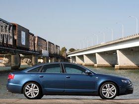 Ver foto 5 de Audi S6 Sedan Australia 2006