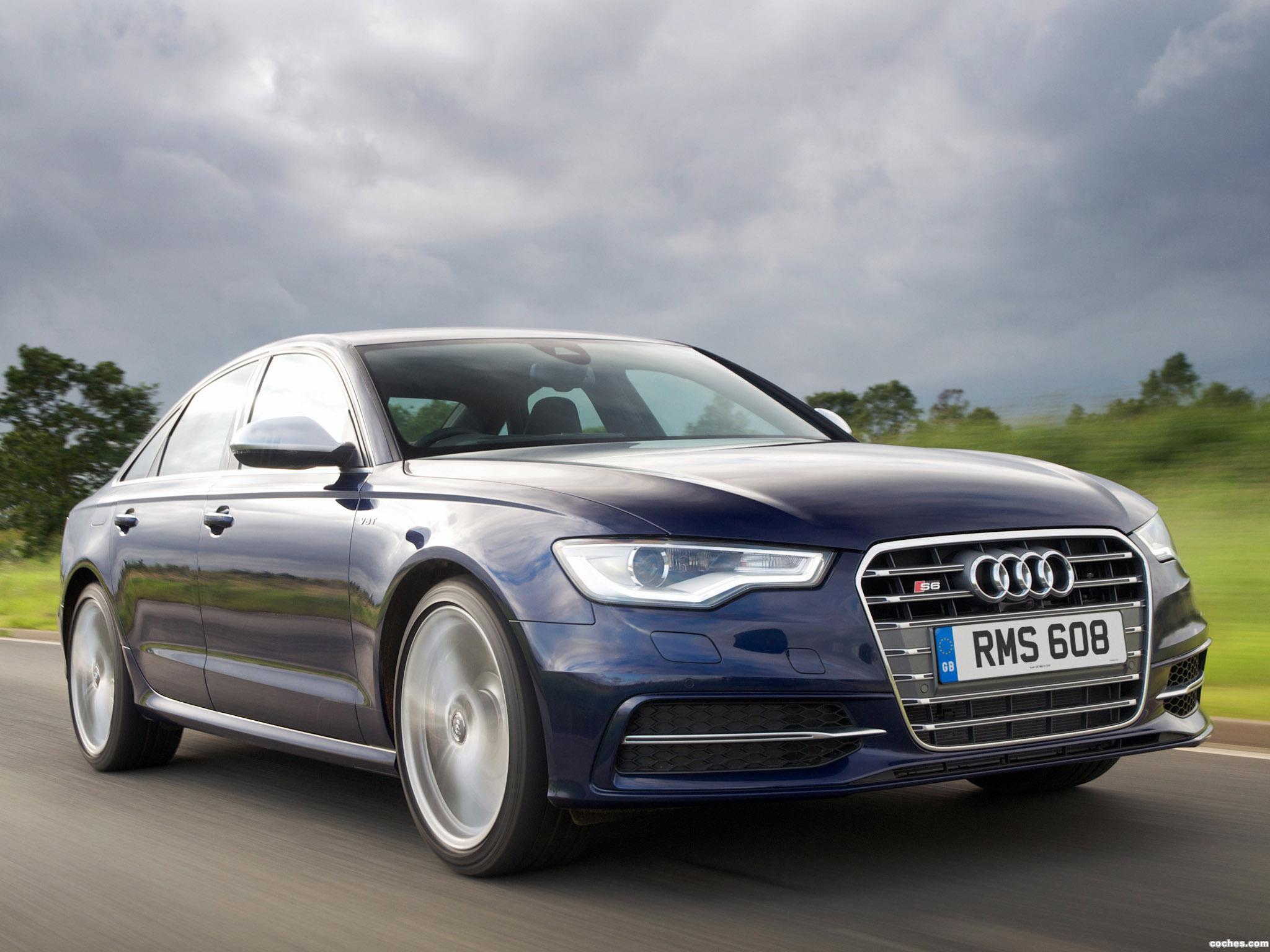 Foto 0 de Audi S6 Sedan UK 2012