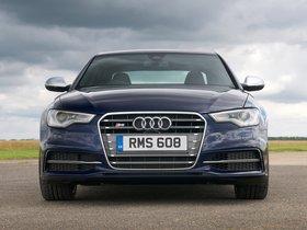 Ver foto 2 de Audi S6 Sedan UK 2012