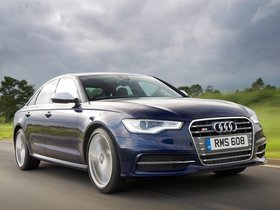 Ver foto 1 de Audi S6 Sedan UK 2012