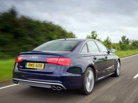 Ver foto 4 de Audi S6 Sedan UK 2012