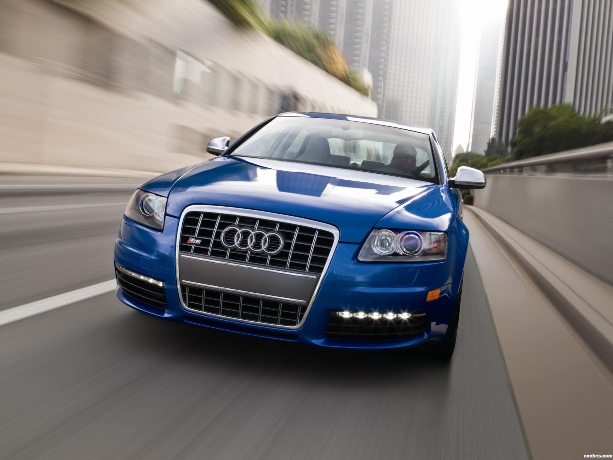 Foto 0 de Audi S6 Sedan USA 2008