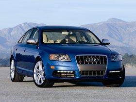 Ver foto 3 de Audi S6 Sedan USA 2008