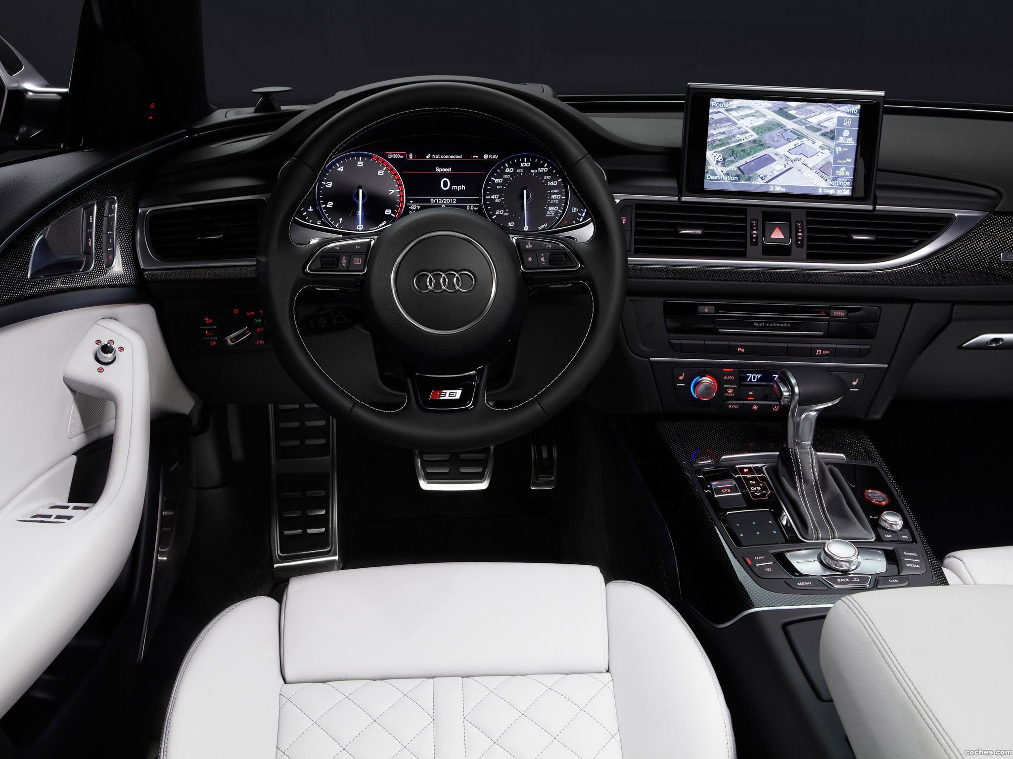 Foto 9 de Audi S6 Sedan USA 2012