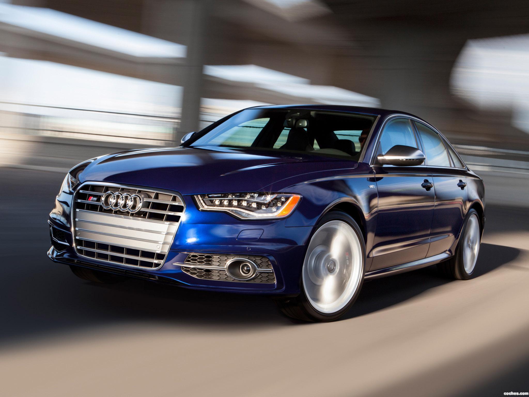 Foto 0 de Audi S6 Sedan USA 2012