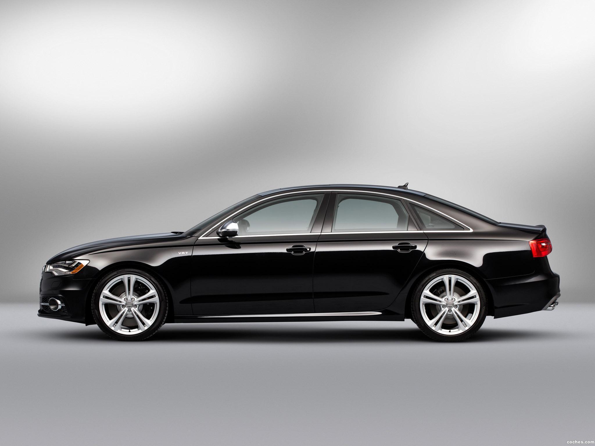 Foto 5 de Audi S6 Sedan USA 2012