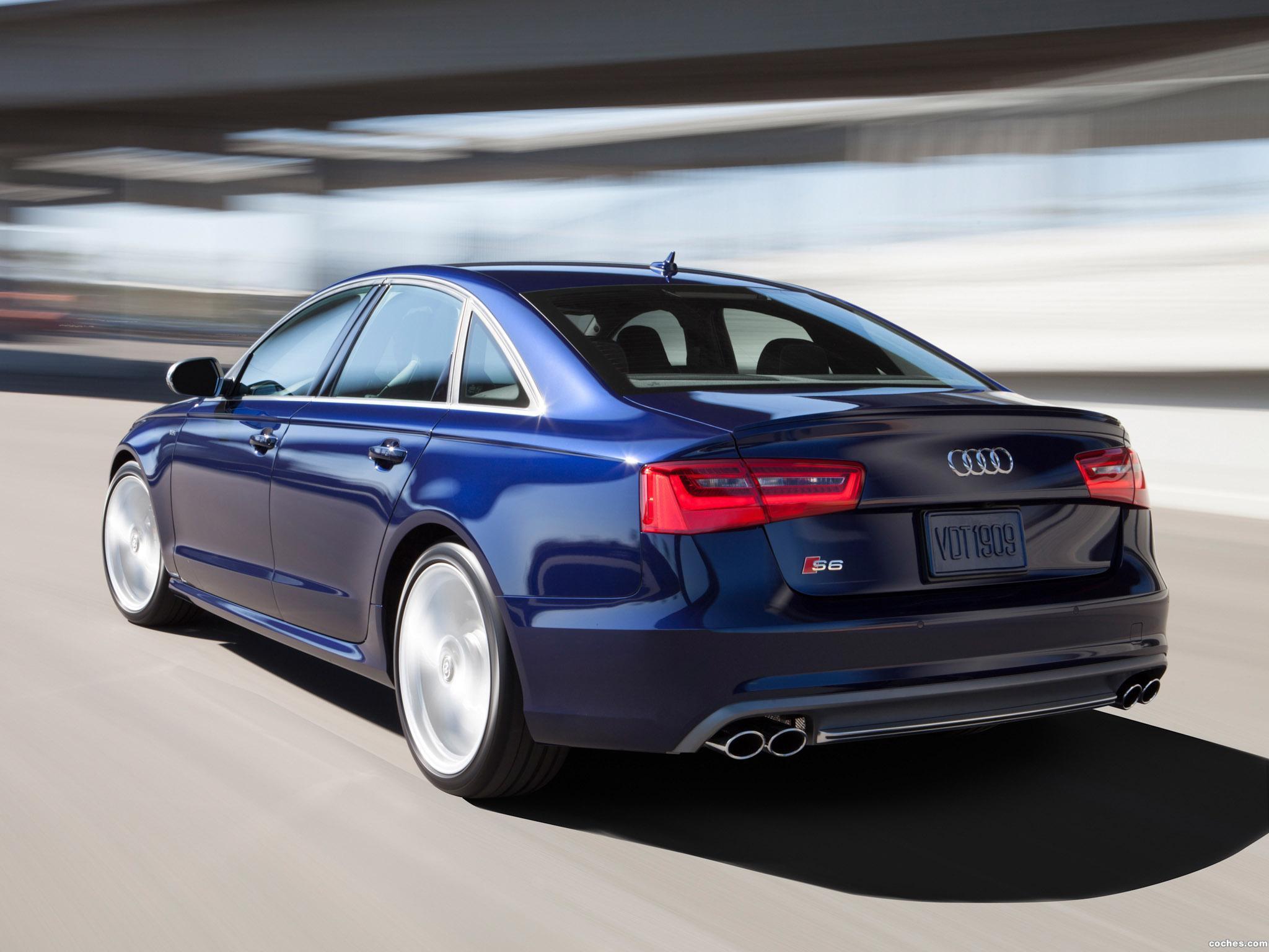 Foto 4 de Audi S6 Sedan USA 2012