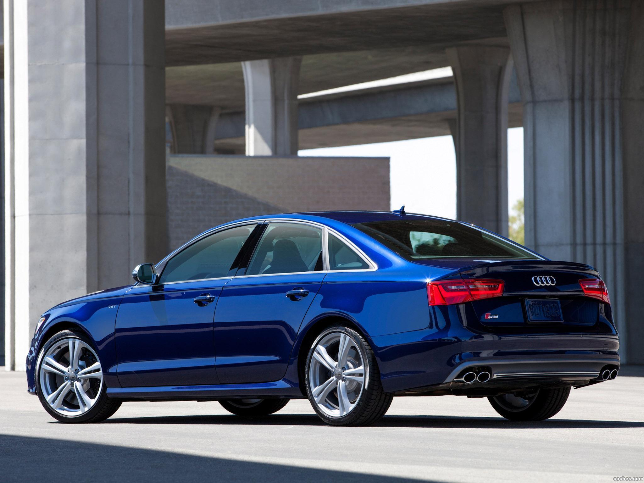 Foto 2 de Audi S6 Sedan USA 2012