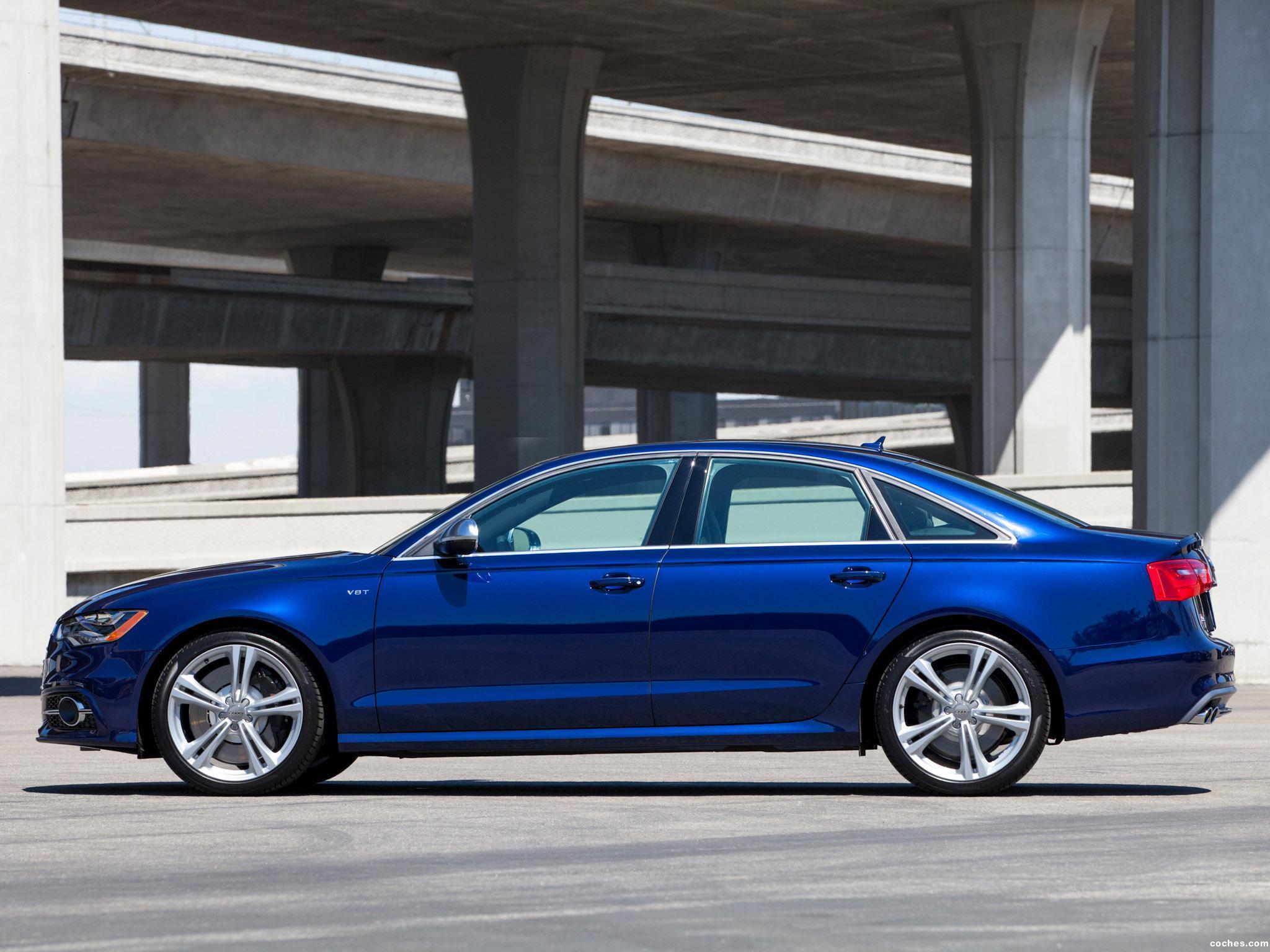 Foto 1 de Audi S6 Sedan USA 2012