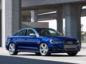 Ver foto 4 de Audi S6 Sedan USA 2012